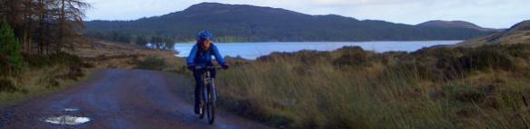 Bradan Loch heading to Loch Doon_1