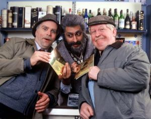 Sanjeev as Navid in Still Game